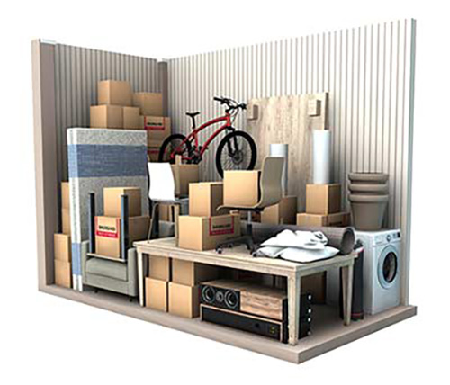storage space 50 sq ft